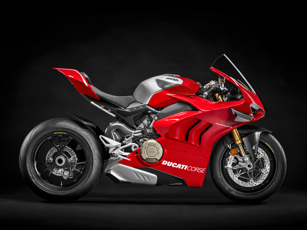 The 2019 Ducati Panigale V4 R Is A 221-Horsepower Beast
